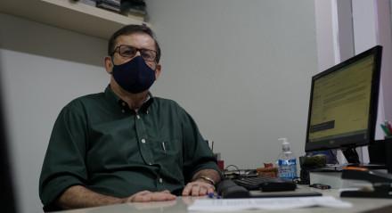 Leonel Morais, presidente da Coave, explica que a Unicap suspendeu implantou notas do Enem para resguardar candidatos de possíveis riscos de contaminação do novo coronavírus