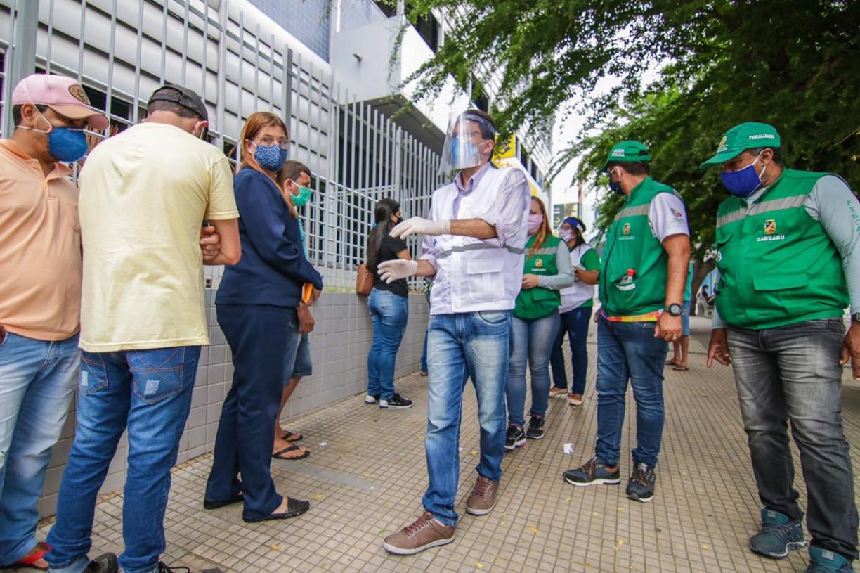 Agreste de Pernambuco reforça ações para reabertura do comércio nesta segunda-feira (13)