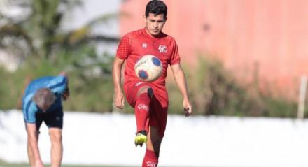 Náutico, Futebol, Júnior Brítez