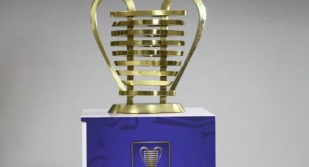 Taça da Copa do Nordeste no Sistema Jornal do Commercio de Comunicação