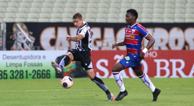 Copa do Nordeste: acompanhe Fortaleza x Ceará