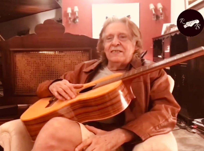 Renato Barros, ídolo da Jovem Guarda, faleceu hoje no Rio