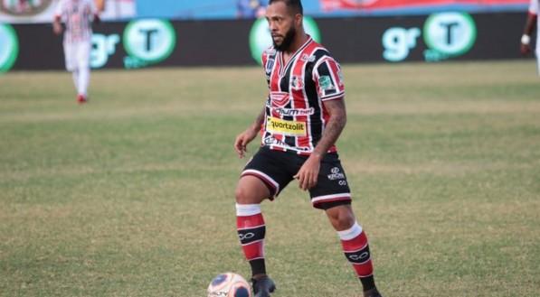Rafael Melo/Santa Cruz