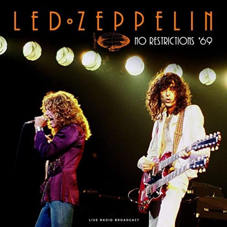 Led Zeppelin tem misterioso álbum nas plataformas digitais
