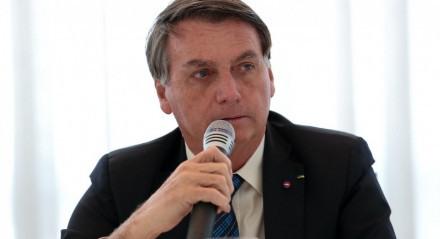 Bolsonaro manifestou-se por meio do Twitter