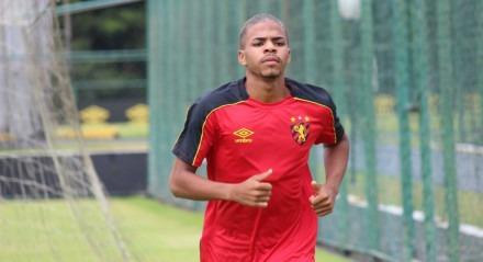 Pedro Maranhão é cria da base do Sport