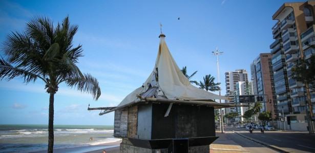Praia - Reforma - Lazer - Comida - Comércio