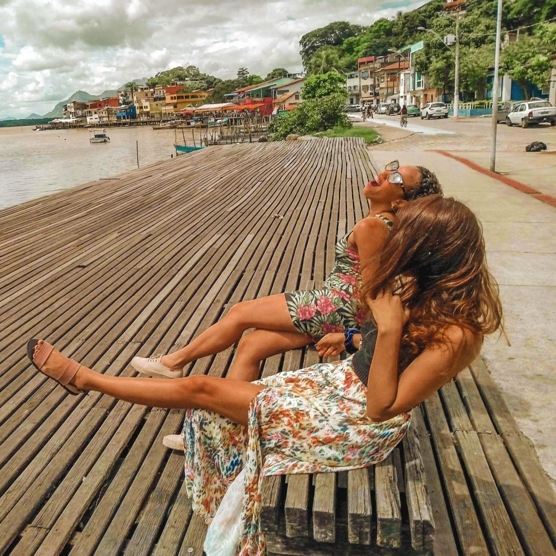 Angélica Lube/Elas Viajando/DIVULGAÇÃO