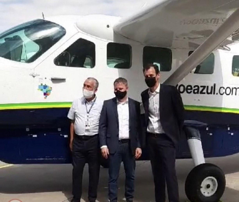 Azul lança nova empresa sub-regional e amplia malha no Recife para ...