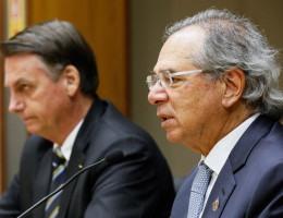 Guedes foi questionado se estaria firme no governo