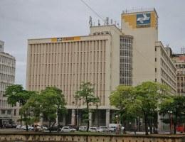 Sede dos Correios em Pernambuco.
