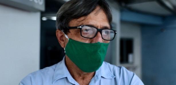 Olimpio Barbosa, diretor do CISAM