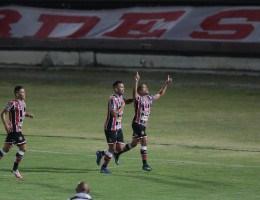Partida valida pelo campeonato brasileiro da serie C 2020 entre os times do Santa Cruz X Treze no estádio do Arruda.