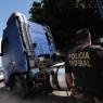 Movimentação em frente ao prédio da Polícia Federal em Pernambuco na manhã desta terça-feira (18)