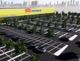 Primeira loja do Novo Atacarejo no Recife terá 6 mil m2 de área de vendas