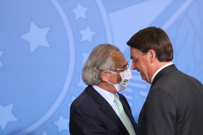 No ministério da Economia, Paulo Guedes tornou real drama que Roberto Carlos cantou em