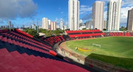 Ilha do Retiro recebe Sport x Santos nesta quinta-feira (20), pela quarta rodada da Série A, de protões fechados.