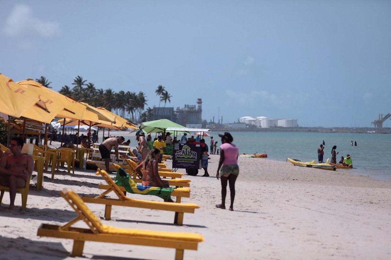 Pernambuco confirma retorno do comércio nas praias; veja data