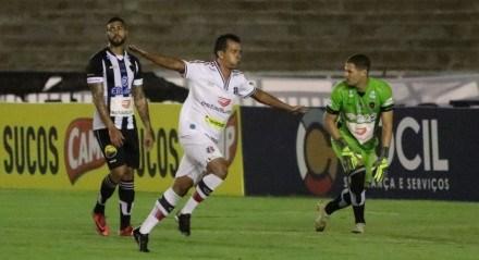 Santa Cruz vence o Botafogo-PB pela Série C do Brasileiro 2020, na Paraíba