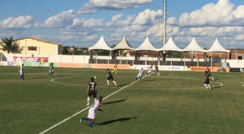 Afogados perde outra vez da Ponte Preta e se despede da Copa do Brasil