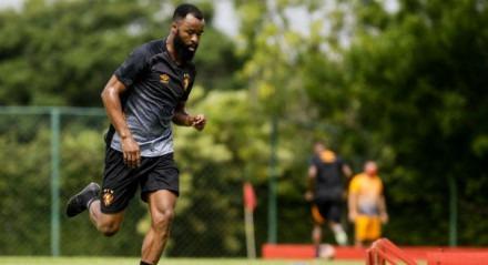 Marcão atuou em apenas 16 minutos pelo Sport na temporada.