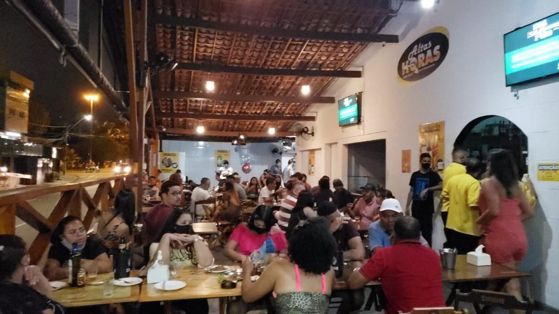 Pernambuco: Mais de 1 mil denúncias de descumprimento de medidas de distanciamento no feriadão