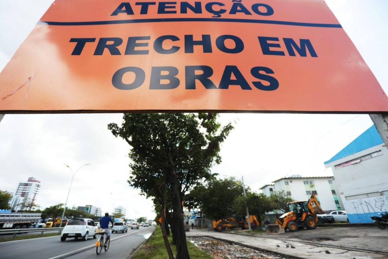 Alertas de engenheiros, ainda em 2017, já previam irregularidades nas obras da BR-101 no Grande Recife
