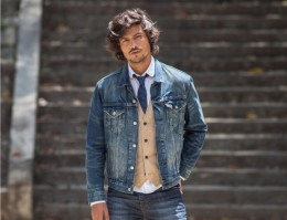 Moda jeans masculina