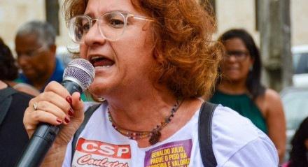 PSTU oficializa o nome de Claudia Ribeiro como candidata a prefeita do Recife