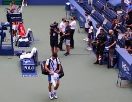 Djokovic foi eliminado do US Open