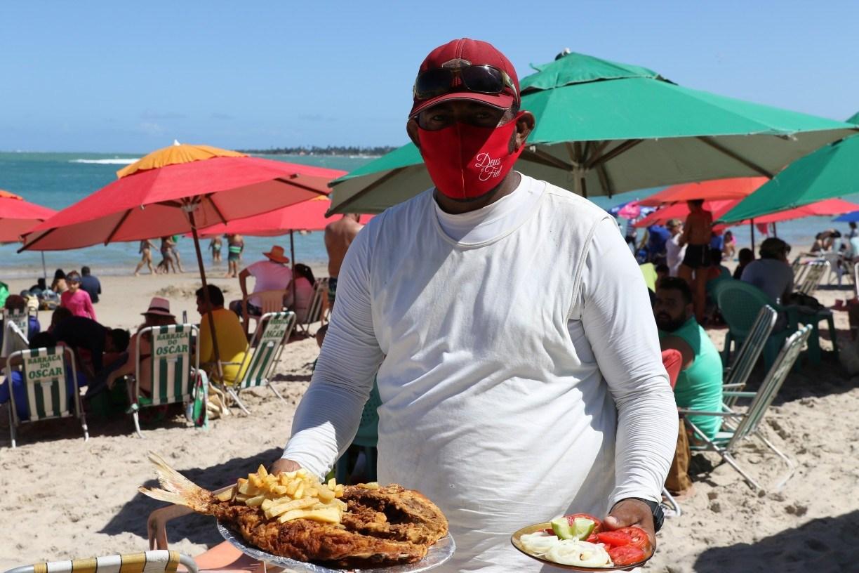 Pernambuco não fechará shoppings, bares, restaurantes e comércio de praia neste fim de semana (21 e 22 de novembro); notícia que está circulando é antiga
