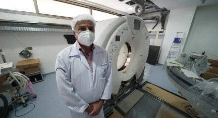 Carlos Abath, médico do Hospital Português