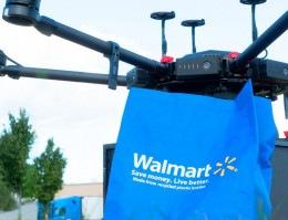 Drone da Walmart