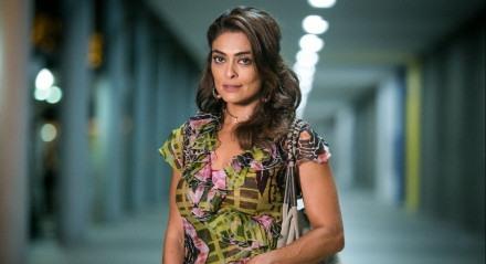 DRAMA Juliana Paes deu vida à Bibi Perigosa na trama