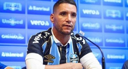 Thiago Nevez foi desligado do Grêmio recentemente
