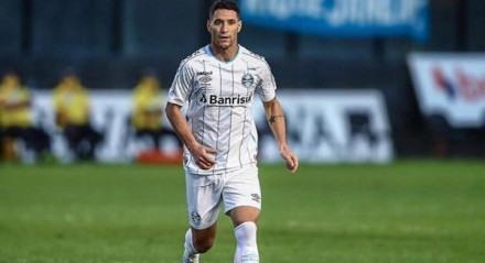 Thiago Neves foi desligado do Grêmio após derrota para o Sport no Brasileirão