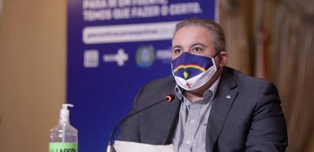 Para André Longo, convenções políticas com aglomeração, em algumas cidades do interior, são exemplos muito negativos que podem custar muito caro