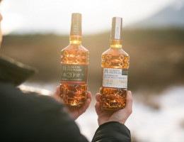 A canadense Alberta Premium Cask Strength Rye foi a vencedora do prêmio de Jim Murray de Whisky Mundial do Ano