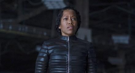 Regina King venceu o prêmio de Melhor Atriz em Minissérie por seu papel em Watchmen