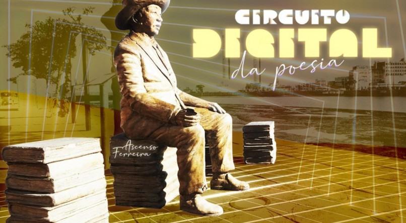 Divulgação/Circuito Digital da Poesia