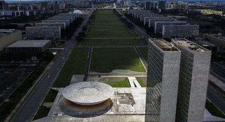 Brasília 60 Anos - Congresso Nacional
