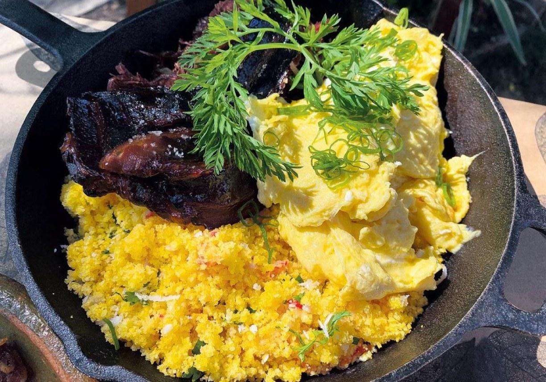 Arvo Restaurante lança café da manhã completo