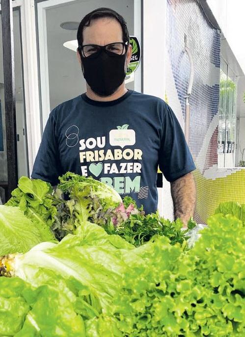 FriSabor faz feira com produtos orgânicos na Zona Sul do Recife