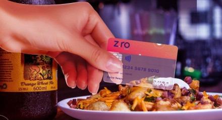 Cartão Zro Bank
