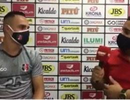 Victor Rangel falou sobre a doença do filho em entrevista exclusiva a João Victor Amorim, do Escrete de Ouro