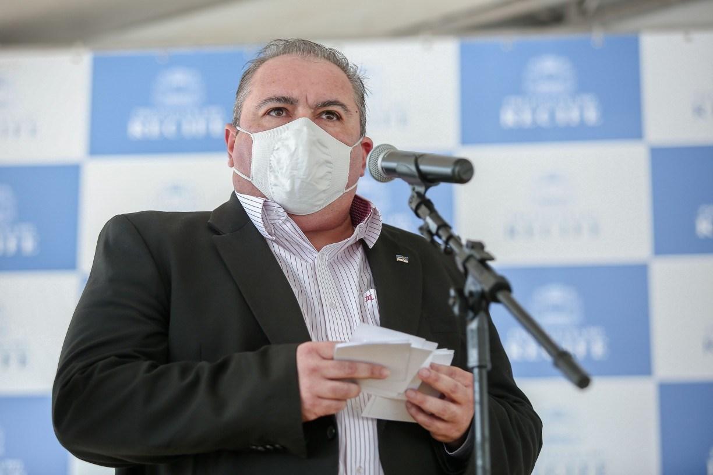 Secretário de Saúde de Pernambuco nega aumento na ocupação de UTIs da covid-19 na rede privada