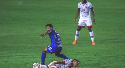03.10.2020 - JOGO - Nautico x Confiança pelo Campeonato Brasileiro da Série B, no estádio dos Aflitos.