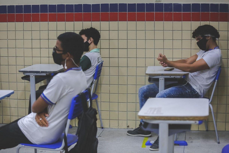 Sintepe pede a suspensão das aulas presenciais na rede estadual de ensino de Pernambuco