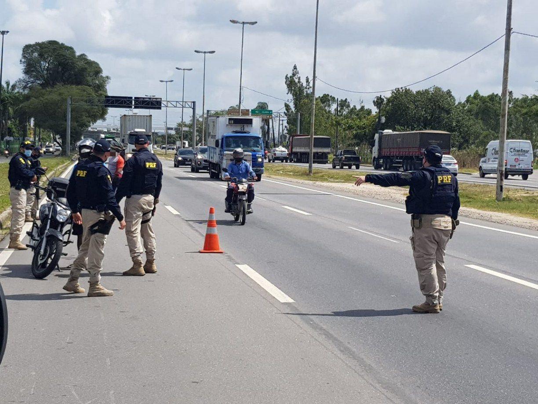 Veja como será a fiscalização nas estradas de Pernambuco durante o feriadão