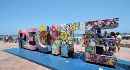 Dia das crianças nos parques e praças do Recife, Pernambuco.